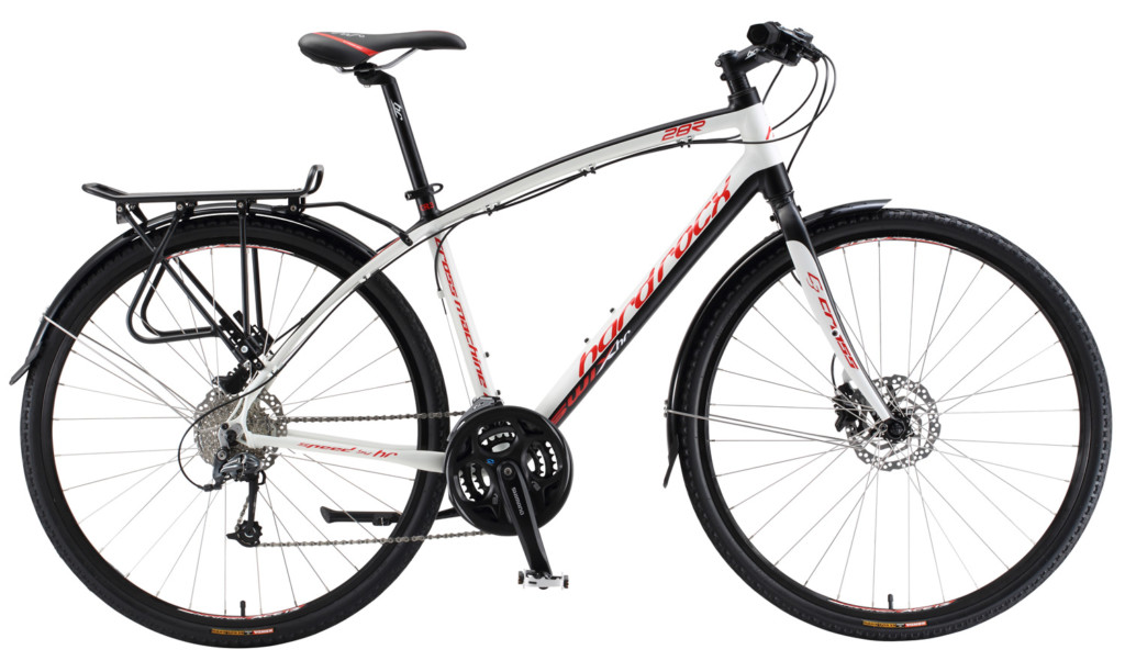 hard rocx cross machine c3 tour 28r s rensen sykler. Black Bedroom Furniture Sets. Home Design Ideas