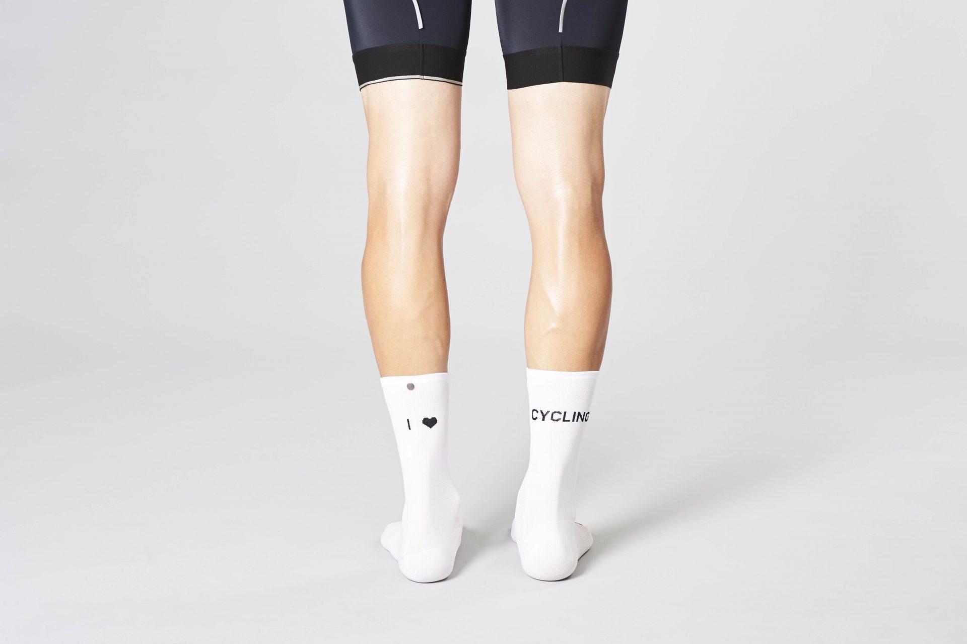 i love cycling white 4